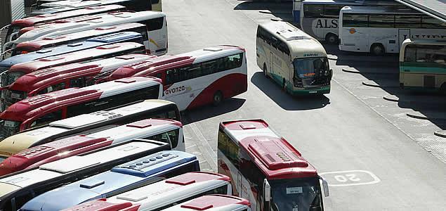 Espanha - Autocarros