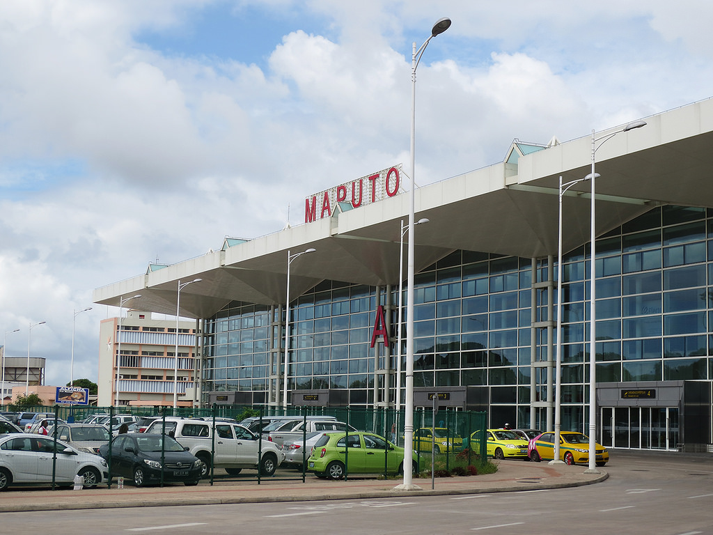 Moçambique - Aeroporto de Maputo