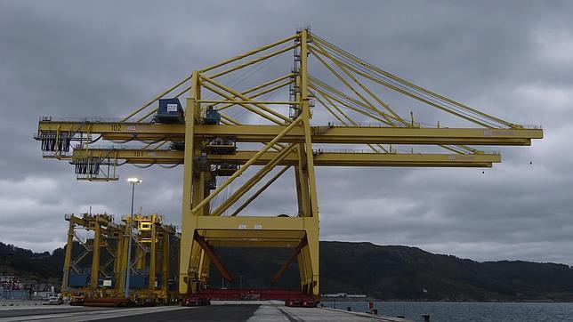Porto de Ferrol - Terminal de Contentores
