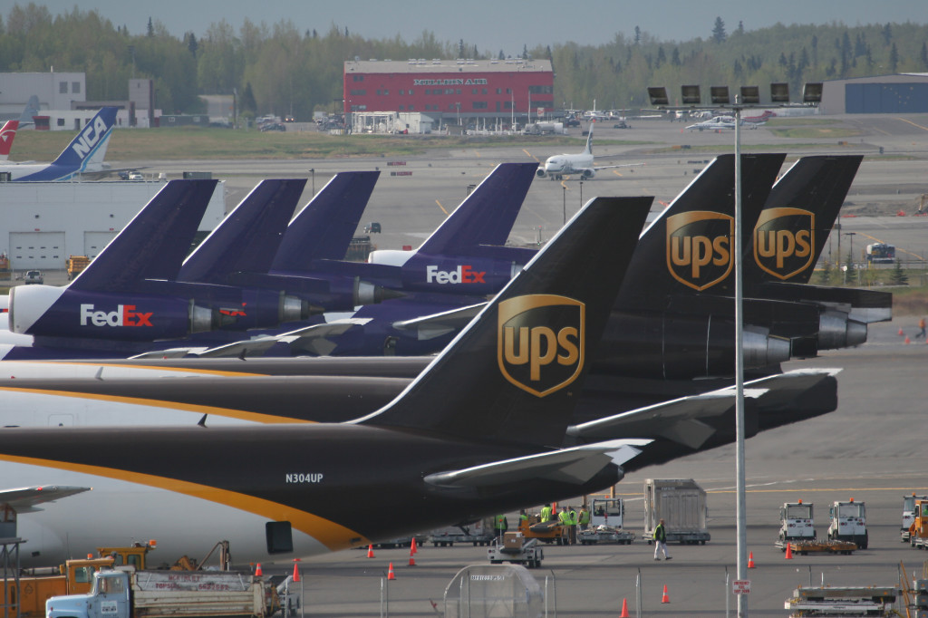 UPS-FedEx