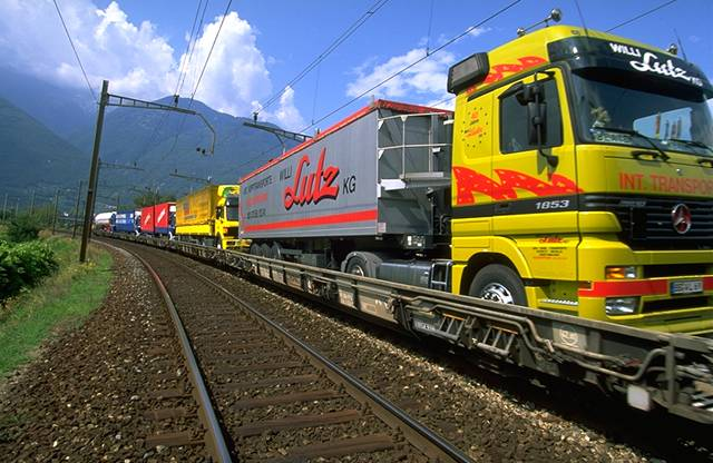 AE ferroviárias