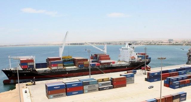 Angola - Porto de Namube