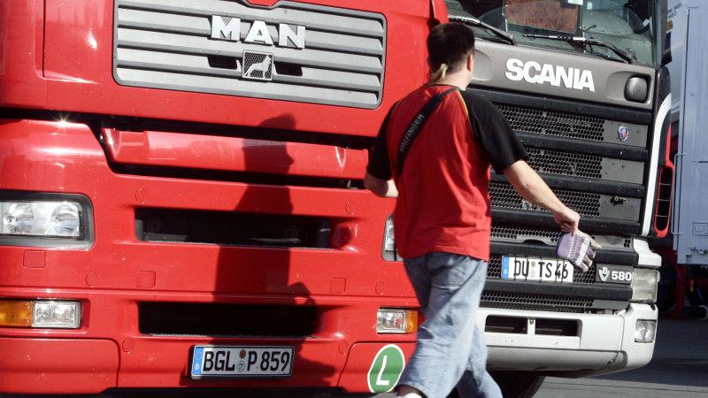 MAN + Scania