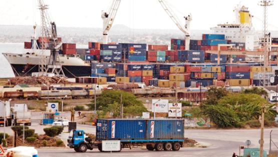 Moçambique - Porto de Nacala