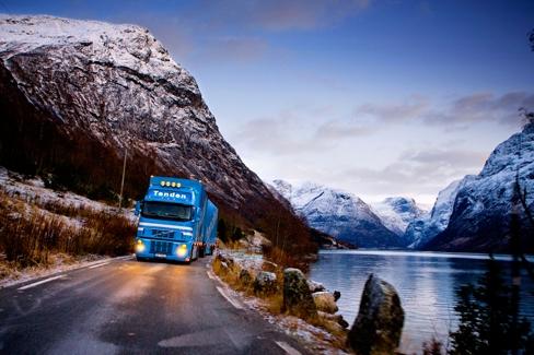Camiões - Noruega