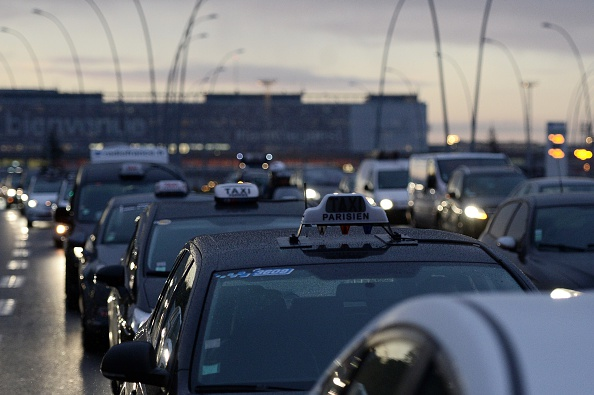 Taxis - Paris