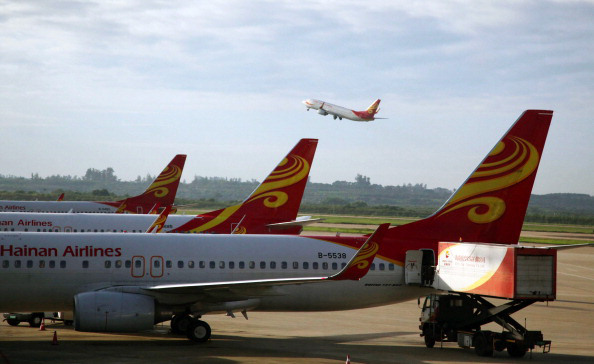CHINA-HAINAN-BOEING