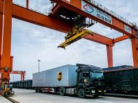 UPS amplia serviço ferroviário China-Europa