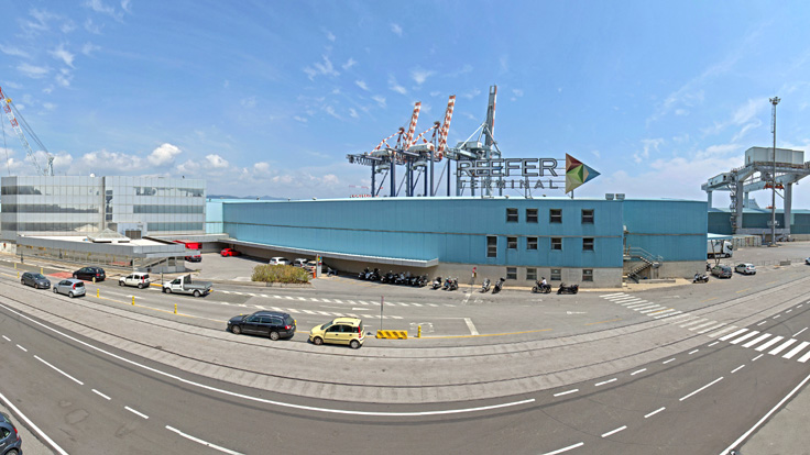 """APM Terminals compra maior terminal """"reefer"""" do Mediterrâneo"""