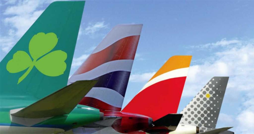 BA + Iberia + Aer Lingus + Vueling