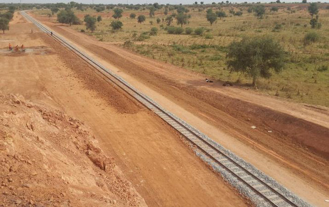 Benin - Ferrovia