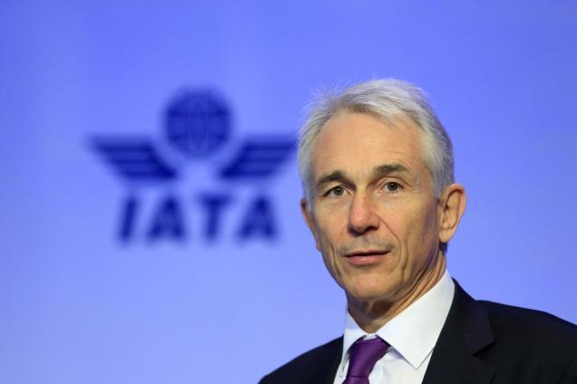 Tony Tyler - IATA
