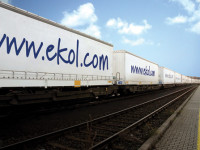 Ekol lança novo serviço ferroviário Bélgica-Itália