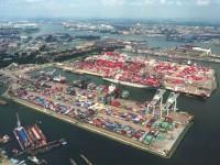 Porto de Roterdão recua 1,9% até Setembro