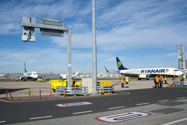 Ryanair - Aeroporto de Lisboa