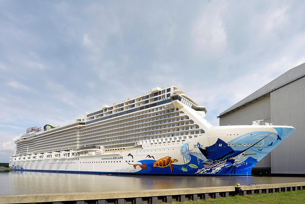 NCL - Norwegian Escape