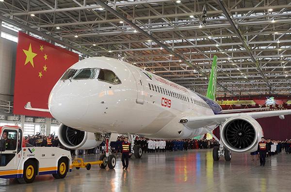 Resultado de imagem para C919, o avião