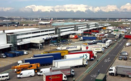 Heathrow - Carga