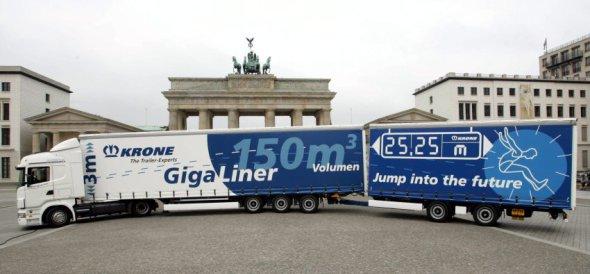 Mega-camiões