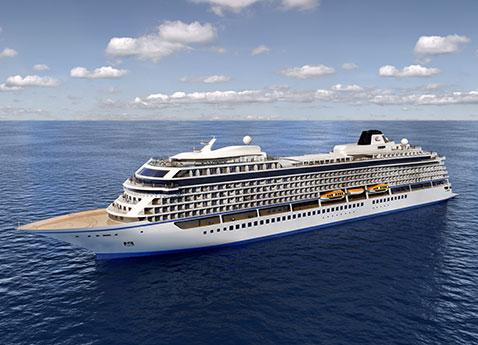Viking Ocean Cruises encomenda mais dois navios à Fincantieri