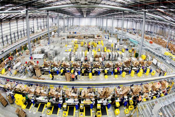 03.09.12-New Amazon Fulfillment Centre, Boundary Way, Hemel Hempstead, HP2 7LF