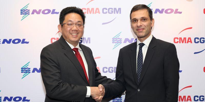 CMA CGM + NOL