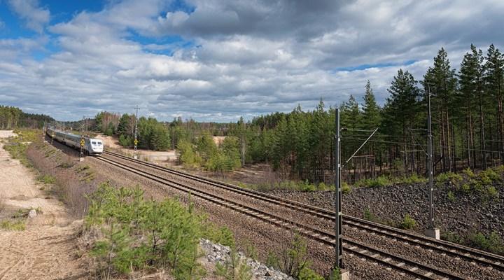 Alta Velocidade - Suécia