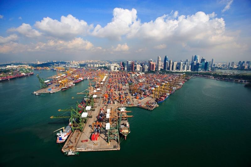 Porto de Singapura