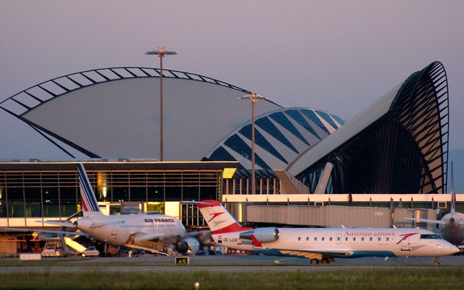 Aeroporto de Lyon