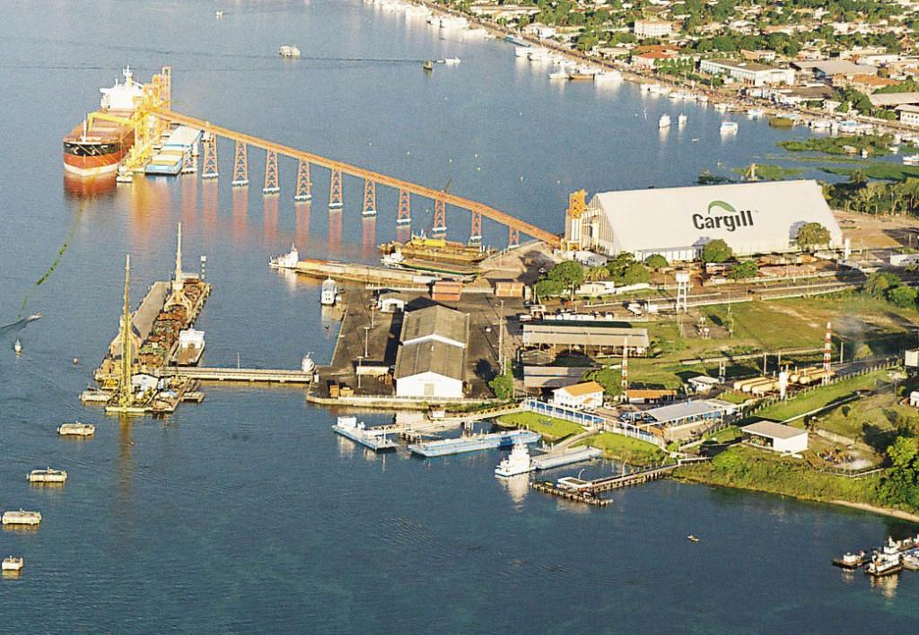Brasil - Porto de Santarém