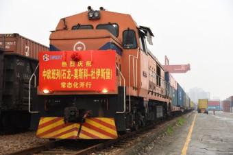 DHL a todo o vapor na carga ferroviária Ásia-Europa