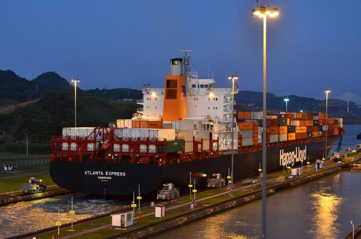Hapag-Lloyd - Canal do Panamá
