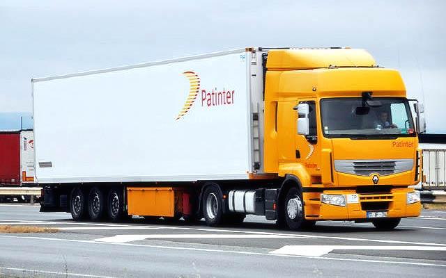 Patinter - Camiões