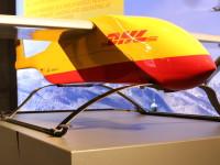 DHL testa com êxito entregas com drones