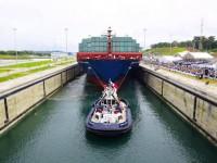 Canal do Panamá com novas portagens a 1 de Outubro