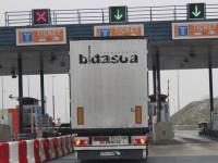 Camiões pagarão até sete euros em Guipuzcoa