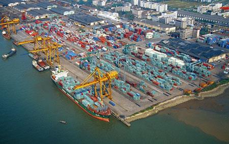 Porto de Guangzhou