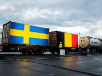 B Logistics com serviço ferroviário Bélgica-Suécia