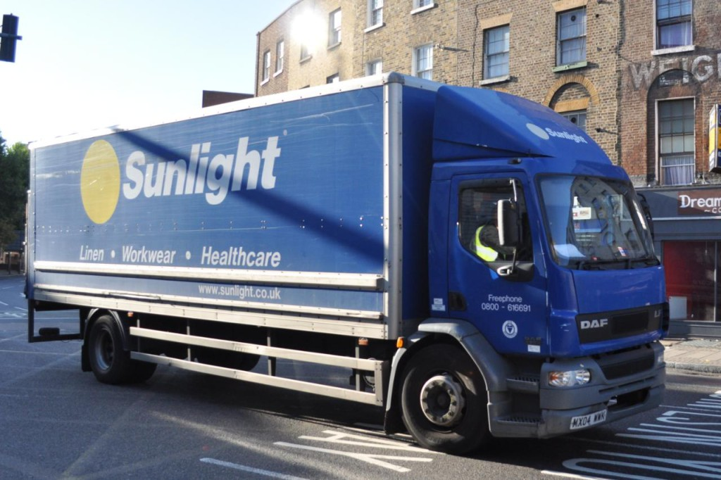 Camiões - Londres
