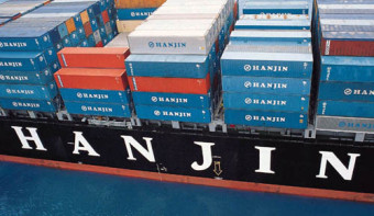Hanjin está vendedora das operações europeias