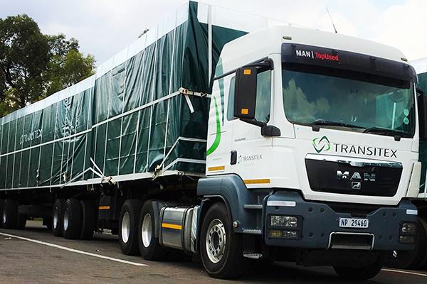 Transitex cria serviço rodoviário na África Austral