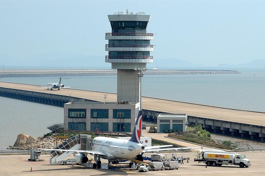 Aeroporto Internacional De Macau : Aeroporto de macau negoceia voos para portugal
