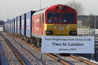 Mais de 3600 comboios entre a China e a Europa