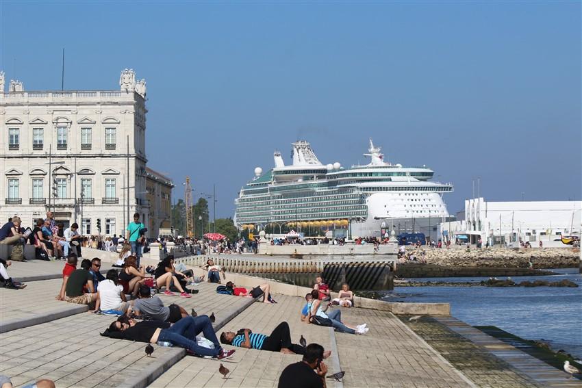 Cruzeiros - Navigator of the Seas - Lisboa