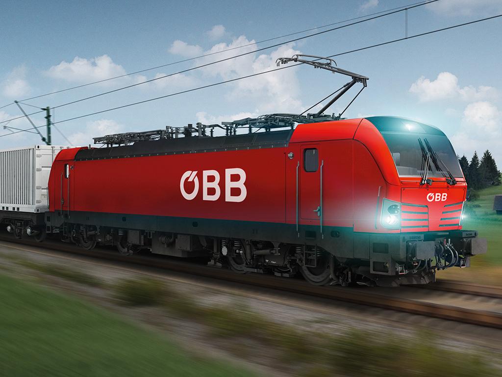 ÖBB wollen bis zu 200 Lokomotiven bei Siemens bestellen / ÖBB orders up to 200 locomotives from Siemens