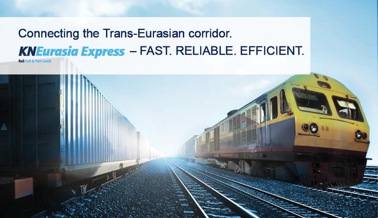 K+N Eurasia Express