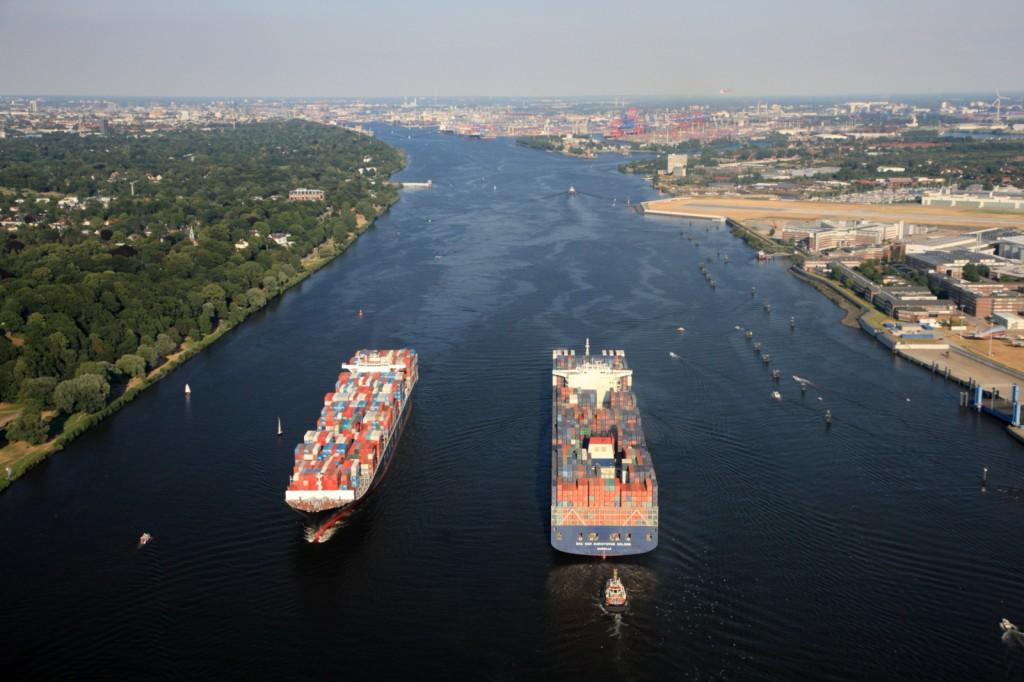 Porto de Hamburgo - Elba