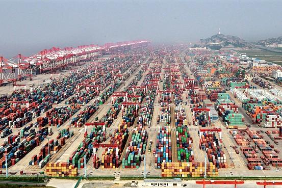 Portos - China
