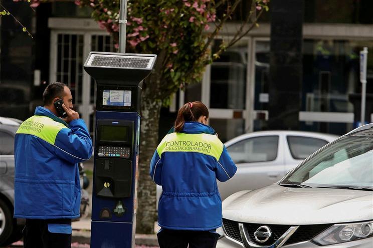 Estacionamento - Parcómetros Porto