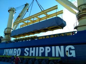 Alstom exporta para os EUA a partir de Setúbal